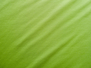 green sports clothing fabric jersey texture