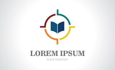 book education target logo