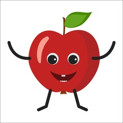 Apple character icon