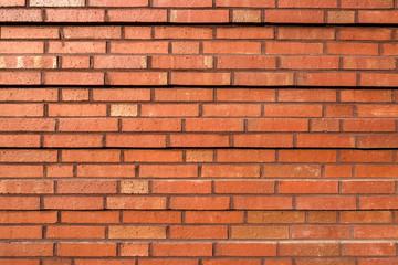 Backstein Mauer Hintergrund Ziegelstein