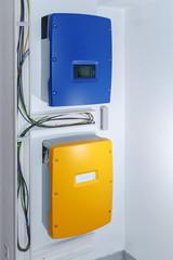 Installation Wechselrichter für Photovoltaik