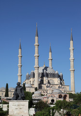 Sultan Ahmet Mosque, Edirne, Turkey
