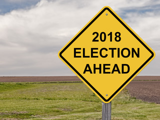 Caution - 2018 Election Ahead