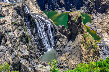 Barron Falls in Kuranda, Australia