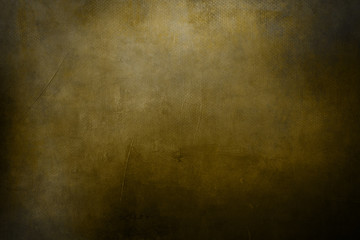 golden grungy background or texture