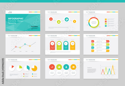 Infographic presentation software