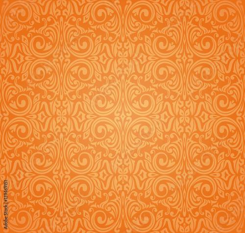"""Fotolip Com Rich Image And Wallpaper: """"Orange Colorful Wallpaper Background"""" Fichier Vectoriel"""