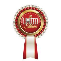 Sale Badge. Luxury Sale Badges.  Premium Sales Tag. The Limited Edition.