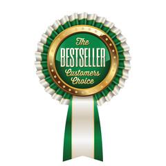 Sale Badge. Luxury Sale Badges.  Premium Sales Tag. The Best Seller. Customers Choice.