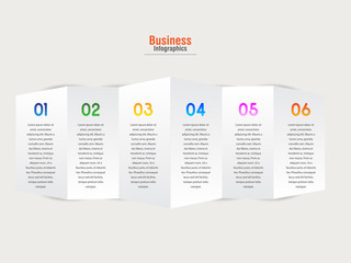 creative vector infographics for business.