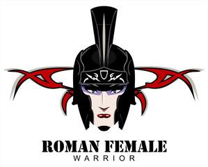 Roman Female Warrior