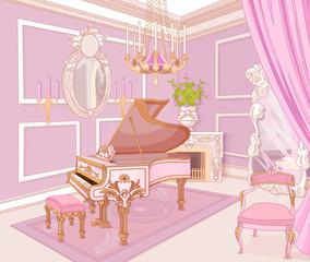 Princess Music Room