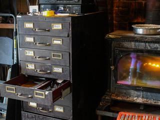 Blacksmith shop 7
