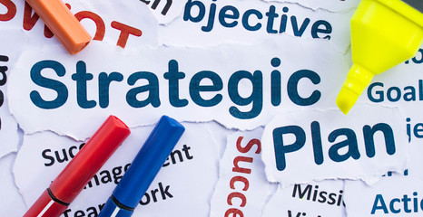 Strategic Plan Banner