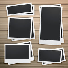 collection of photo frames design