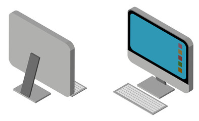 3D design for personal computer