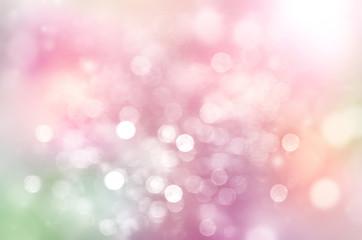 Fresh pink natural spring background.