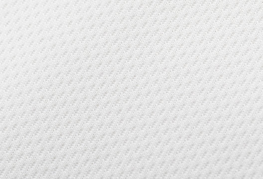 White material close up