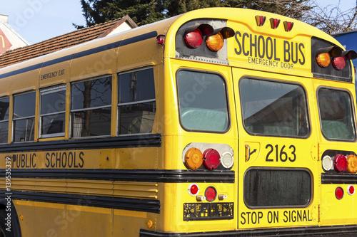 amerikanischer school bus stockfotos und lizenzfreie. Black Bedroom Furniture Sets. Home Design Ideas