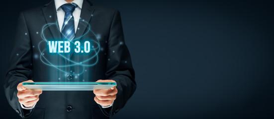 Web 3.0 concept