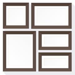 set frame mockup