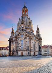 Frauenkirche - Dresden, Germany