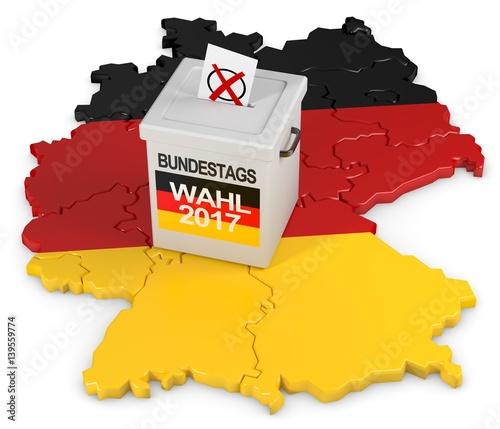 bundestagswahlen in deutschland