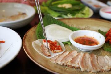 Korean cuisine - Meat dishes