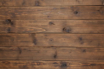 Poster Firewood texture wooden background