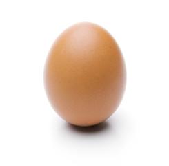 Braunes Ei