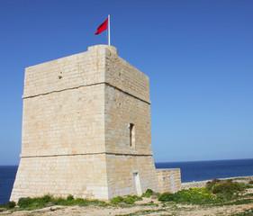 Watchtower in Malta