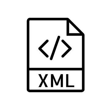 Essential Icons - XML file (Outline)