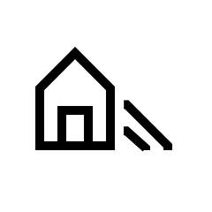Shadow mini line, icon