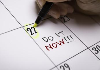 Do It Now!!!