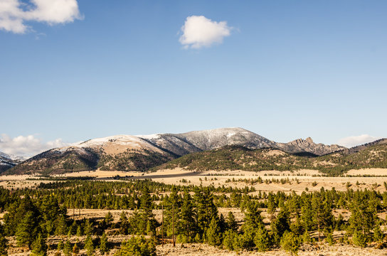 Sleeping Giant near Helena, Montana