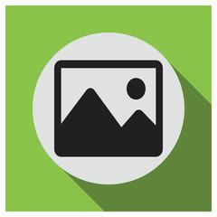 Image vector icon