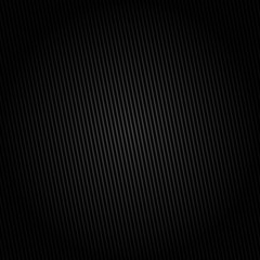 Modern abstract black background. Vector template