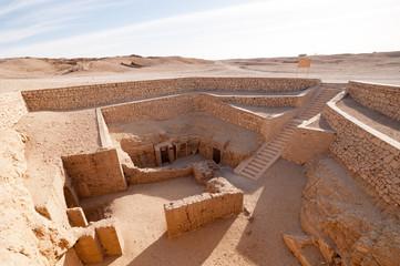 Grabmal in Ägypten