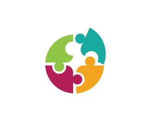 Community people logo group