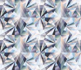 Diamond  seamless  background, vector illustration