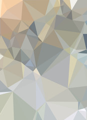 Abstract multicolor mosaic backdrop. Vector clip art.