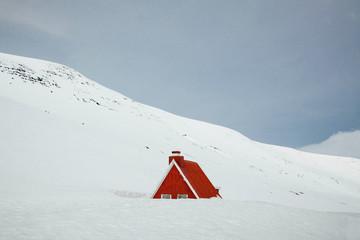 Icelandic Hut