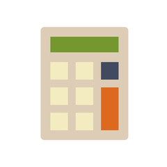 Essential Icons - Calculator (Flat)