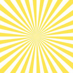 shiny sun vector ray background
