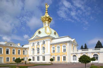 Peterhof Palace near St Petersburg Russian Federation Gulf of Finland