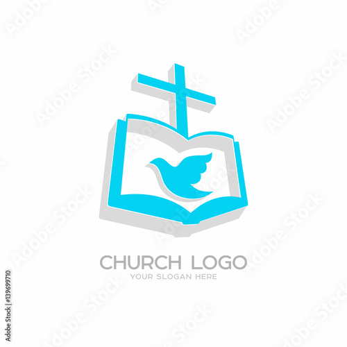 Church logo christian symbols the gospel the cross of jesus church logo christian symbols the gospel the cross of jesus christ and the thecheapjerseys Gallery