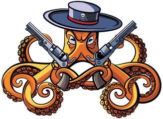 Octopus the Bandit