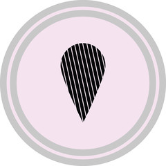 map pointer icon