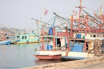 Boat fishermen
