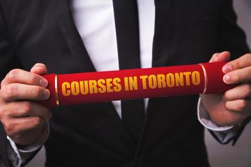 Courses in Toronto